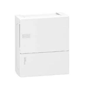 Schneider-MIP10108-Caja-de-superficie-8-elementos-Mini-Pragma